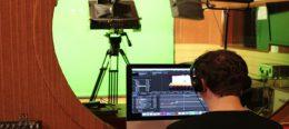 Novo Estúdio de Televisão na Rádioficina